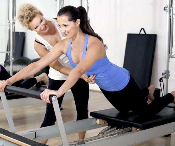 Instructor de Pilates Máquina. Reformer – Box Nive...